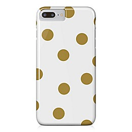 Designs Direct Pops Barely There Case for iPhone 7 Plus in Gold/White