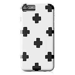 Designs Direct Swiss Cross Barely There Case for iPhone 6 Plus in Black