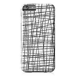 Designs Direct Drizzle Barely There Case for iPhone 6 Plus in Charcoal