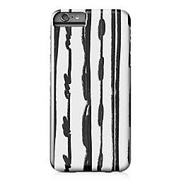 Designs Direct Sketched Lines Barely There Case for iPhone 6 Plus in Black