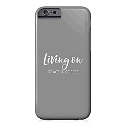 Designs Direct Grace & Coffee Barely There Case for iPhone 6/6S in Grey