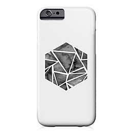 Designs Direct Shattered Hexagon Barely There Case for iPhone 6/6S in White