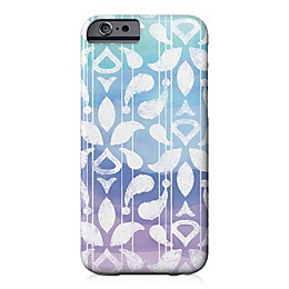 Designs Direct Watercolor Ikat Barely There Case for iPhone 6/6S in Blue