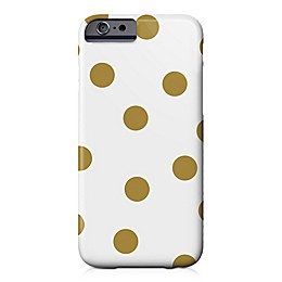 Designs Direct Pops Barely There Case for iPhone 6/6S in Gold