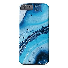 Designs Direct Galaxy Marble Barely There Case for iPhone 6/6S in Blue