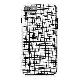 Designs Direct Drizzle Tough Case for iPhone 6 Plus in Charcoal