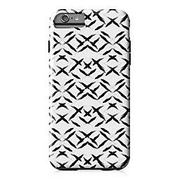 Designs Direct Paint Swipes Tough Case for iPhone 6 Plus in Black