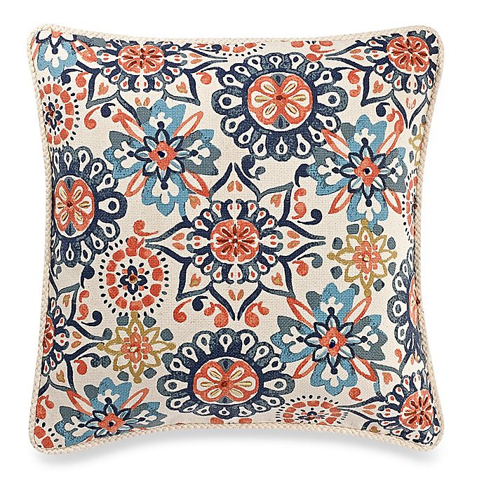 Aail Square Throw Pillow Cover