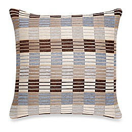 Make-Your-Own-Pillow Stripes and Ladders Square Throw Pillow Cover