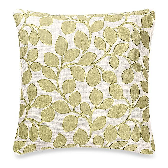 Make Your Own Pillow Lachute Square Throw Pillow Cover in Light