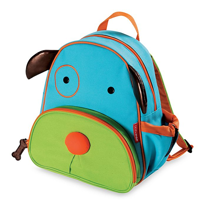 Alternate image 1 for SKIP*HOP® Zoo Packs Little Kid Backpacks in Dog