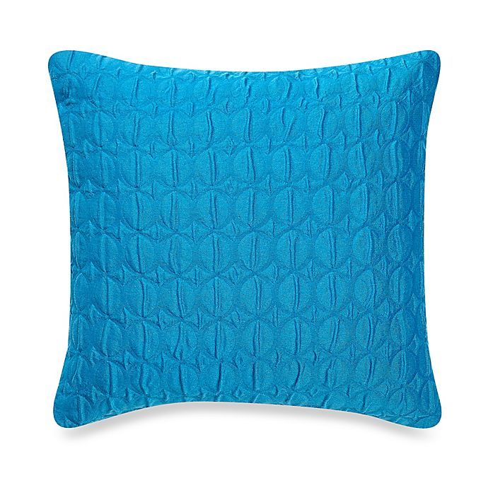 Make Your Own Pillow Ogee Quilt Square Throw Pillow Cover