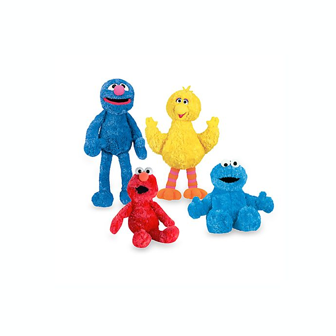 Alternate image 1 for Gund® Sesame Street®  Plush Collection