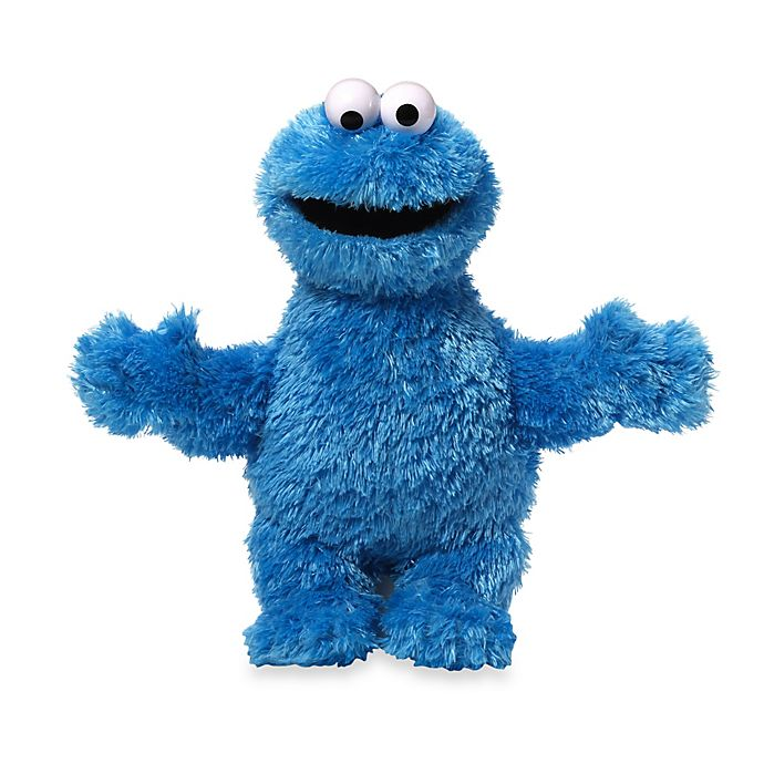 Alternate image 1 for Gund® Sesame Street® 12-Inch Plush Cookie Monster