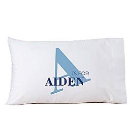 Alphabet Fun Pillowcase