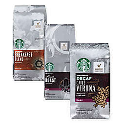 Starbucks® Whole Bean and Ground Coffee Collection