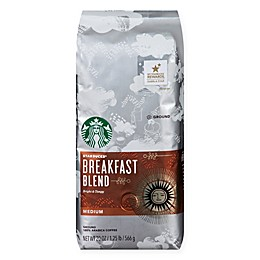 Starbucks® 20 oz. Breakfast Blend Ground Coffee