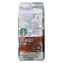 Starbucks® 20 oz. Breakfast Blend Ground Coffee