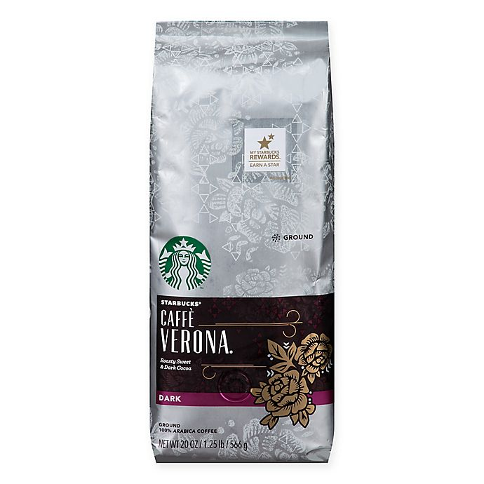Alternate image 1 for Starbucks® 20 oz. Café Verona Ground Coffee