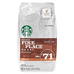 Starbucks® 20 oz. Pike Place® Roast Ground Coffee