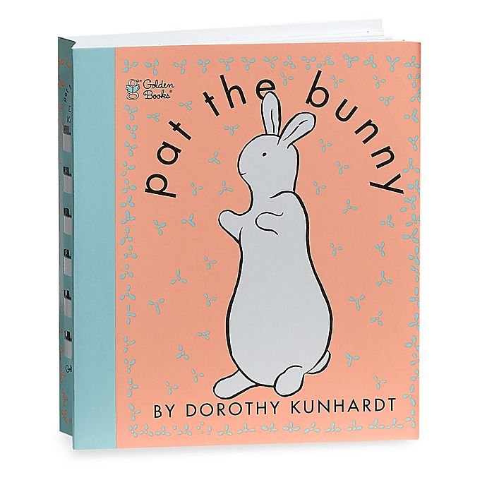 Alternate image 1 for Pat the Bunny Book by Dorothy Kunhardt