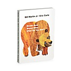 Brown Bear, Brown Bear. What Do You See? Board Book by Eric Carle
