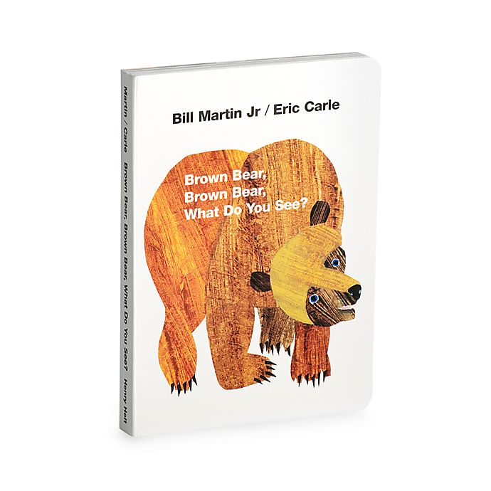 Alternate image 1 for Brown Bear, Brown Bear. What Do You See? Board Book by Eric Carle