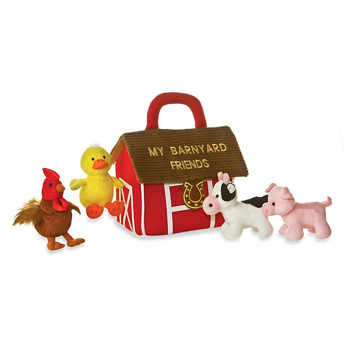 Alternate image 1 for Aurora® My Barnyard Friends Baby Talk Playset