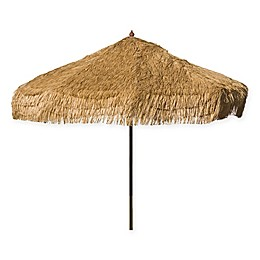 DestinationGear Palapa Patio Umbrella in Brown