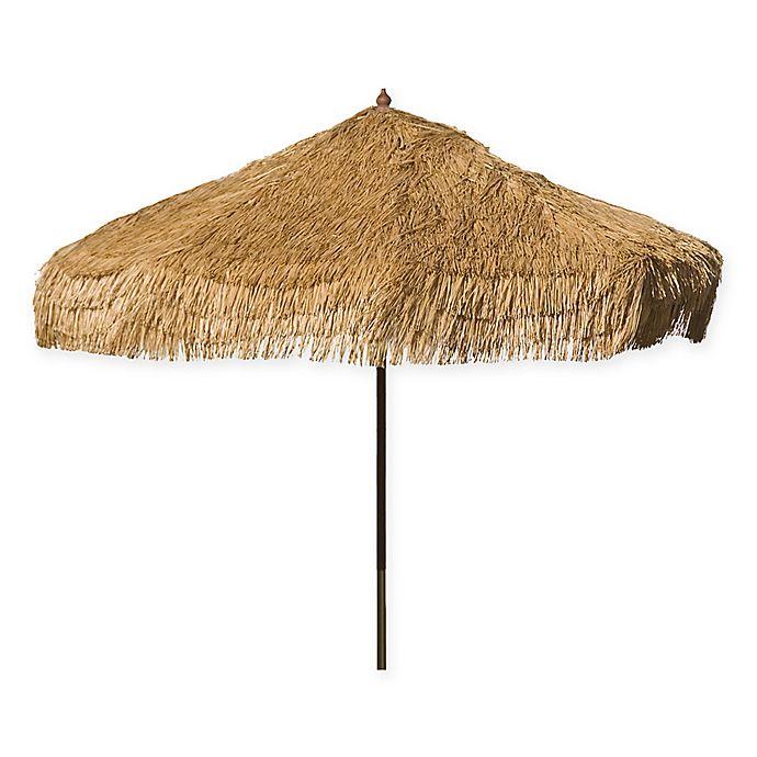 Alternate image 1 for DestinationGear Palapa Patio Umbrella