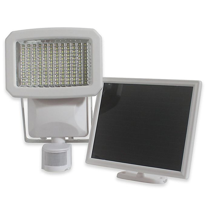 Alternate image 1 for Nature Power Outdoor Solar Motion Security LED Light