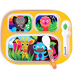 French Bull® Jungle Every Day Tray and Spoon