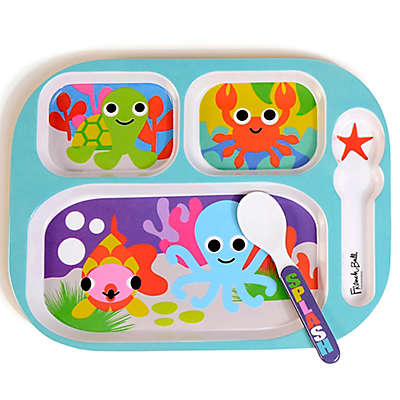 French Bull® Ocean Kids' Everday Tray with Spoon