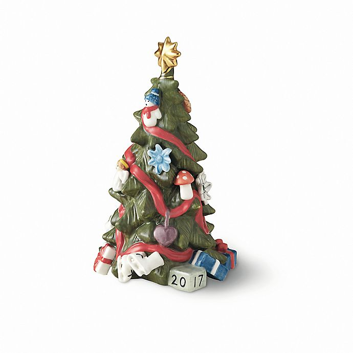 Royal Copenhagen Collectibles 2017 Christmas Tree Figurine ...