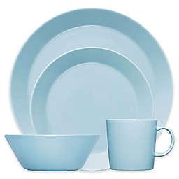 Iittala Teema Dinnerware Collection in Light Blue