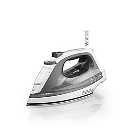 Black & Decker™ Compact Steam Iron