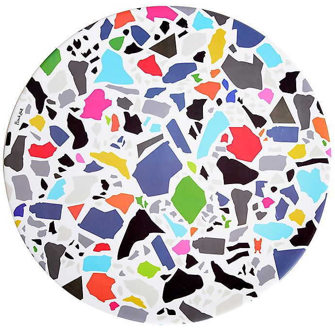Alternate image 1 for French Bull® Terrazzo Round Platter