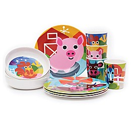 French Bull® Farm Kids Dinnerware Collection