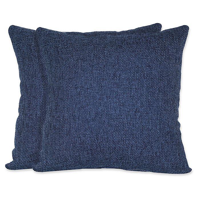 Jasper Square Throw Pillows (Set of 2)  cd63c297c