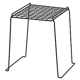 IRIS® 12-Inch Locker Shelves (Set of 4)