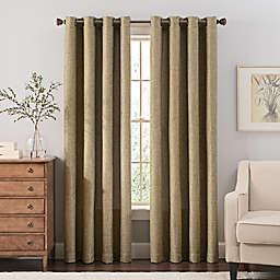 Reina Grommet Top Window Curtain Panel