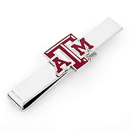 Texas A&M University Silver-Plated Tie Bar