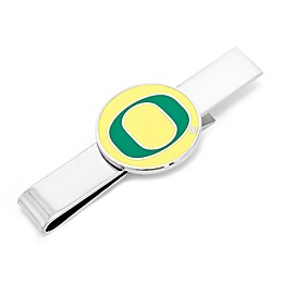 University of Oregon Silver-Plated Tie Bar