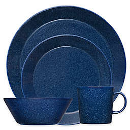 Iittala Teema Dinnerware Collection in Dotted Blue