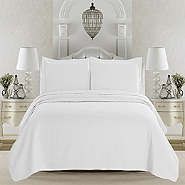 Great Bay Home Emerson Quilt Set