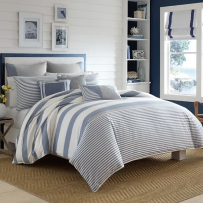 Nautica Westport 5-Piece Comforter Bonus Set Navy King