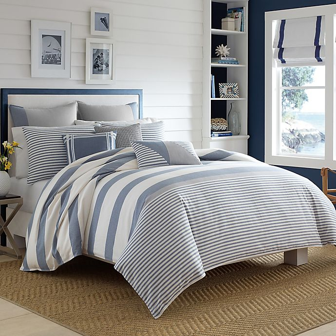 Alternate image 1 for Nautica® Fairwater Bedding Collection