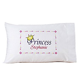 Jr. Royalty Pillowcase
