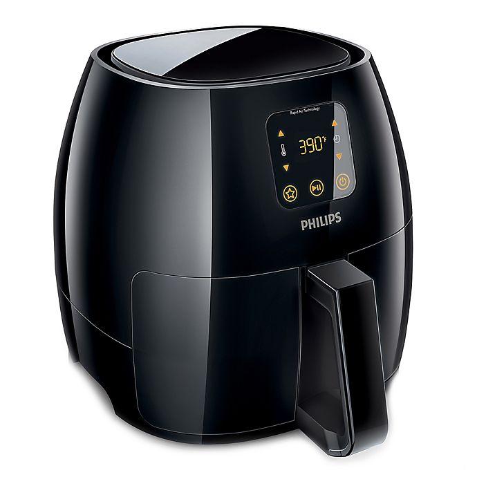 Alternate image 1 for Philips Viva Avance Digital AirFryer™