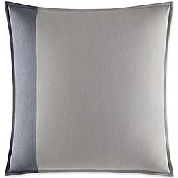 Nautica® Fairwater European Pillow Sham in Medium Blue/Grey